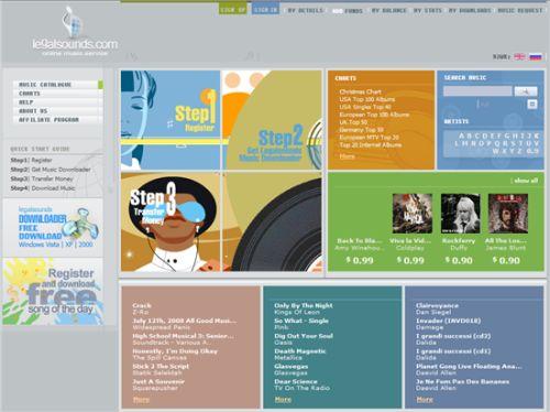 Сайт, продававший дешевые MP3, закрылся и присвоил деньги пользователей.