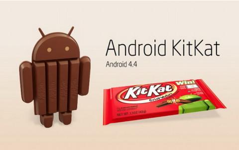 Некоторые особенности системы Android 4.4 KitKat