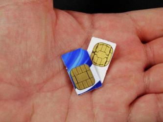 Путин подписал закон о штрафах за продажу SIM-карт с рук