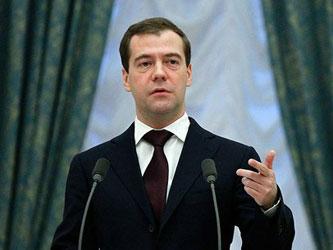 Медведев надеется на справедливые выборы