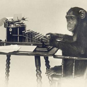 Веб-обезьяны переписывают Шекспира