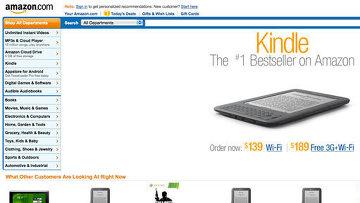 Amazon может представить в среду конкурента Apple iPad