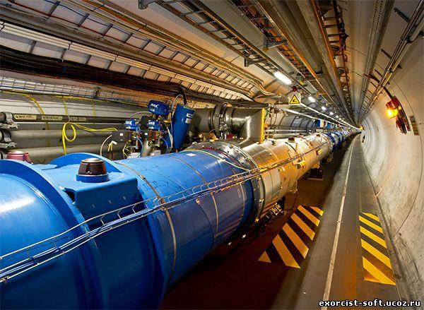 Большой адронный коллайдер установил новый рекорд интенсивности пучков