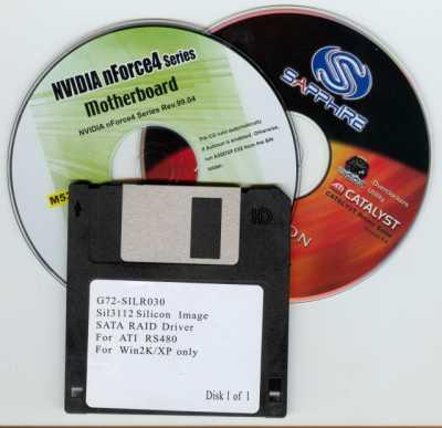 Поиск и установка драйверов на Windows