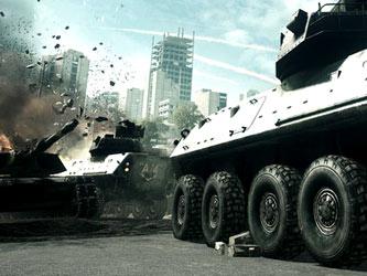 Battlefield 3 — еще 4 карты, истребитель и броневик