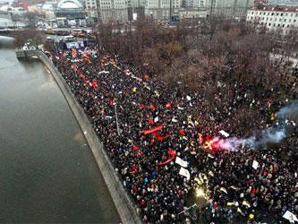 В Москве ожидается новый 50-тысячный митинг