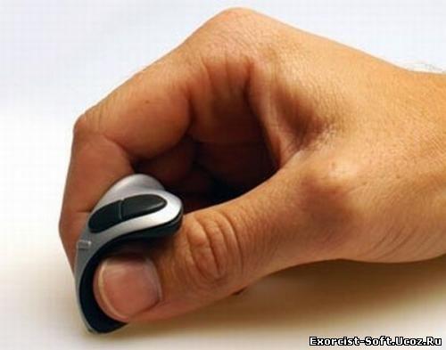 Самая маленькая компьютерная мышь